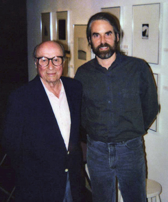 with Harry Callahan (1992)